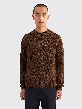 Dries Van Noten Mijou Sweater Rust