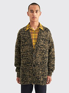Dries Van Noten Mick Cardigan Kaki