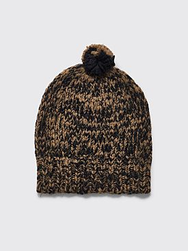 Dries Van Noten Marc Wool Hat Kaki