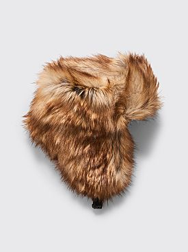 Dries Van Noten Gilman Hat Natural