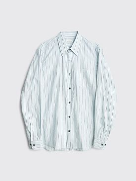 Dries Van Noten Corbino Shirt Light Blue