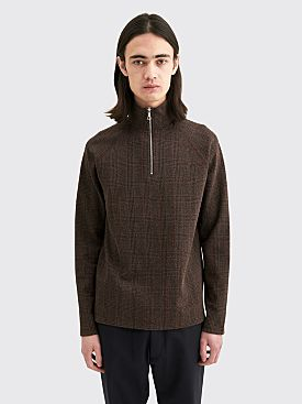 Dries Van Noten Hamlin Top Brown