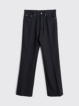Dries Van Noten Powsen Pants Navy