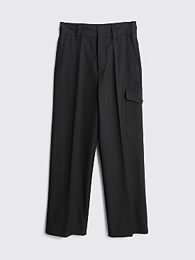 Dries Van Noten Pallton Pants Anthracite