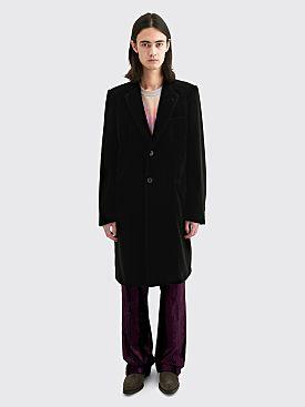 Dries Van Noten Rinot Coat Black