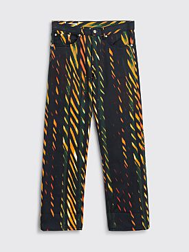 Dries Van Noten Panthero Pants Orange