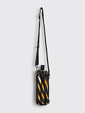 Dries Van Noten Harnessed Steel Water Bottle 500ml Dessin C / Orange