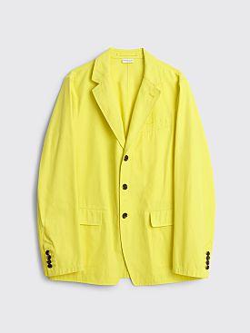 Dries Van Noten Bilbao Jacket Lime