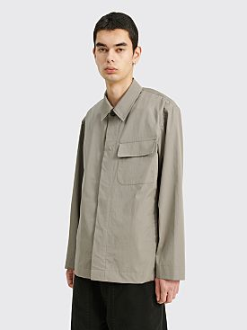 Dries Van Noten Cadin Shirt Grey