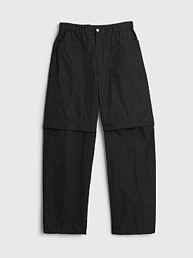 Dries Van Noten Palok Bis Pants Black