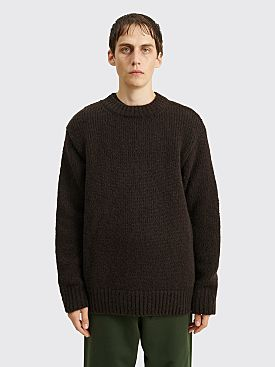 Dries Van Noten Tibbe Sweater Brown