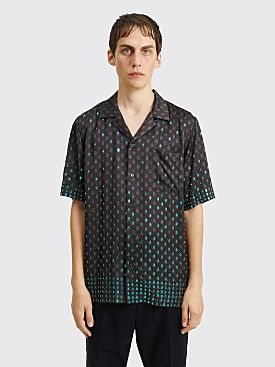 Dries Van Noten Carltone Embellished Shirt Black