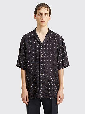 Dries Van Noten Cassi Shirt Navy