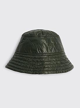 Dries Van Noten Gilly Hat Kaki Green
