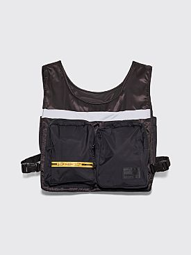 NEIGHBORHOOD x Eastpak Vest Bag Black