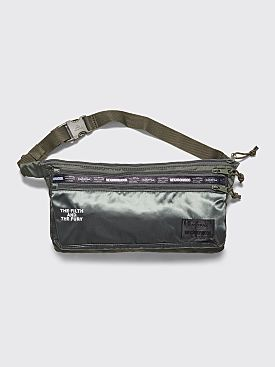 NEIGHBORHOOD x Eastpak Sling Bag Olive