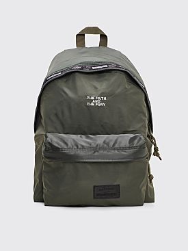 NEIGHBORHOOD x Eastpak Padded Backpack Olive