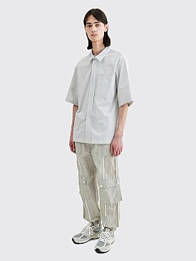 Eckhaus Latta Flight Pants Grey