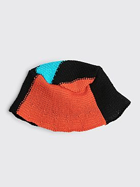 Eckhaus Latta Horizon Hat Deep Sea