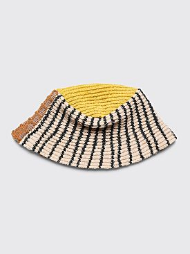 Eckhaus Latta Patch Hat Tabby Multi