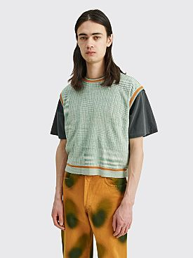 Eckhaus Latta Herba Tank Sea Glass