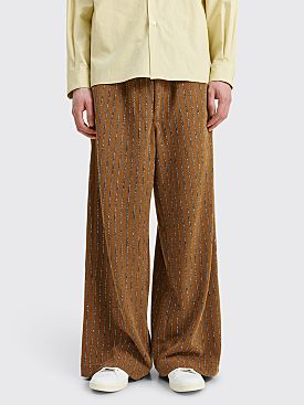 Eckhaus Latta Beach Trouser Cortado Stripe