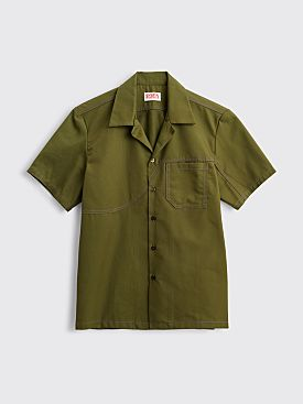 EDEN Power Corp Field Shirt Olive
