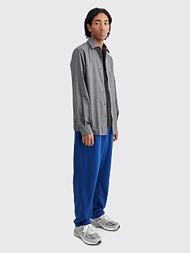 Engineered Garments WCT Fleece Jog Pants Blue