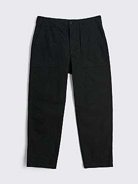Engineered Garments Fatigue Pant Black