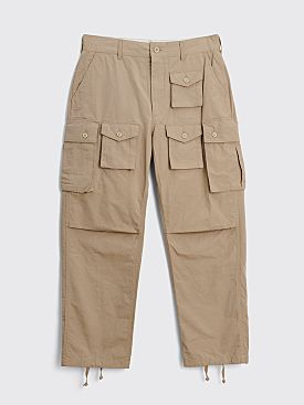 Engineered Garments FA Pant Khaki