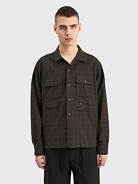 Engineered Garments Bowling Shirt Dark Olive