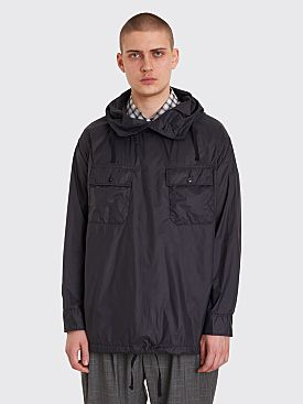 Engineered Garments Cagoule Nylon Shirt Black