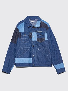 Engineered Garments Trucker Denim Jacket