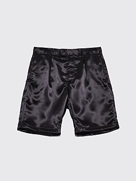 Engineered Garments Sunset Shorts Sateen Black
