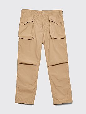 Engineered Garments Norwegian Pants Khaki
