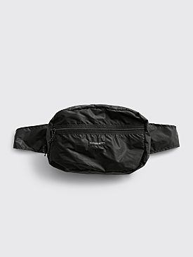 Engineered Garments UL Nylon Waistpack Black