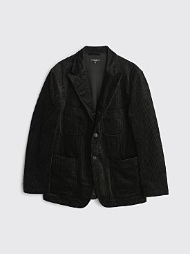 Engineered Garments NB Jacket Hi-Lo Corduroy Black