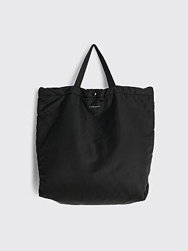 Engineered Garments Carry All Tote Flight Satin Nylon Black