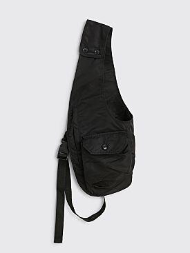 Engineered Garments Shoulder Vest Black