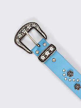 ERL Western Belt Neon Blue