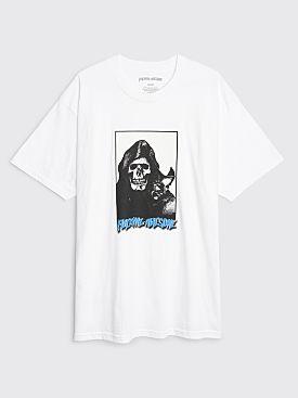 Fucking Awesome Santana T-shirt White