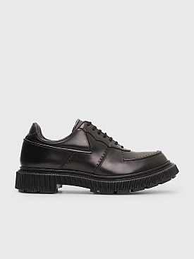 Adieu Type 123 Sneaker Derby Shoes Black