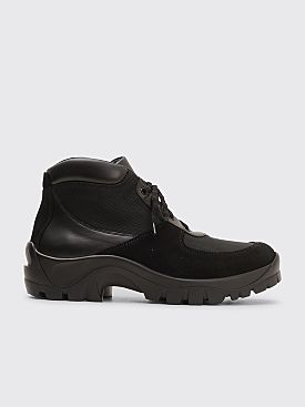 Our Legacy Nebula Boots Black Suede