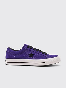 Converse One Star OX Court Purple
