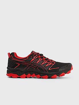 Asics Gel-FujiTrabuco 7 Black / Classic Red