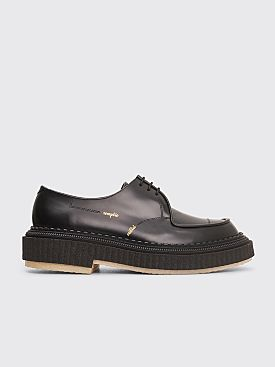 Adieu Type 124 Derby Shoes Polido Black