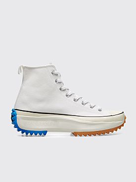 Converse x JW Anderson Run Star Hike Hi White