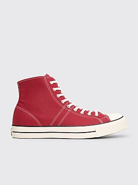 Converse Lucky Star High Red
