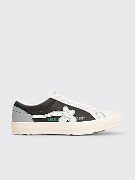 Converse x Golf Le Fleur One Star OX Black / Barely Blue