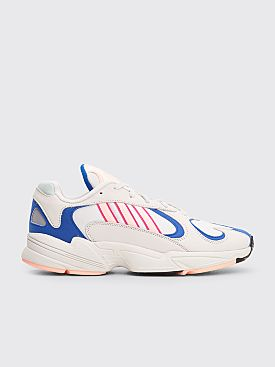 adidas Originals Yung-1 White / Clear Orange